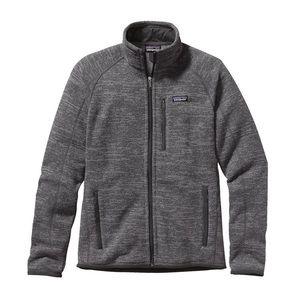 Patagonia Mens Better Sweater Fleece Jacket